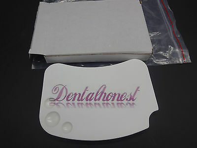 Dental Lab Small Porcelain Mixing Watering Wet Tray