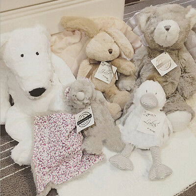 Cute Animal Shaped Dolls Soft PP Cotton Stuffed Plush Animal Gifts Toys GT