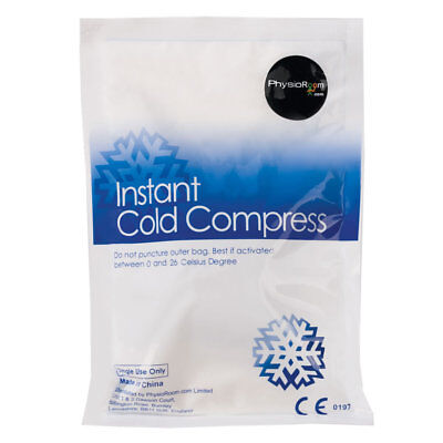 PhysioRoom Instant Ice Pack (x50)