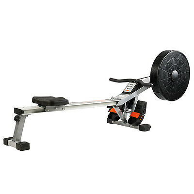 V-Fit Tornado Air Rower - Home Gym Rehabilitation Training Exercise Workout