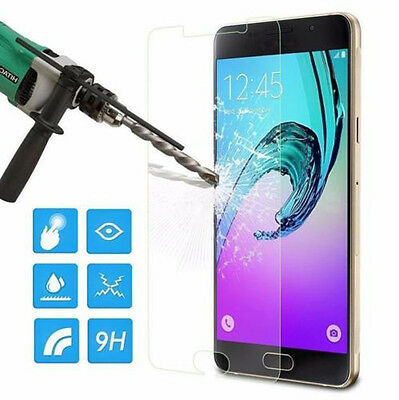 2x 9H Tempered Glass Film Screen Protector Film for Samsung GALAXY Phone