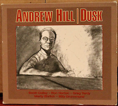 PALMETTO CD PM-2057: ANDREW HILL - Dusk - 2000 USA