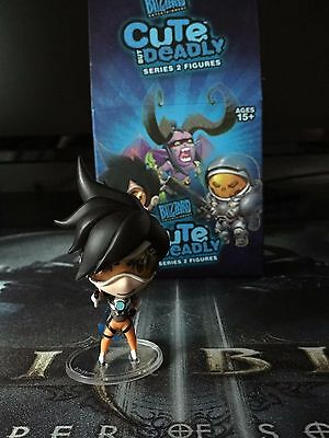 Blizzcon 2016 Cute but Deadly (Series 2) - Tracer