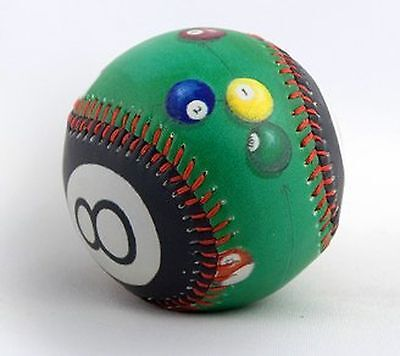 Collectible Unforgettaball Billiards Baseball