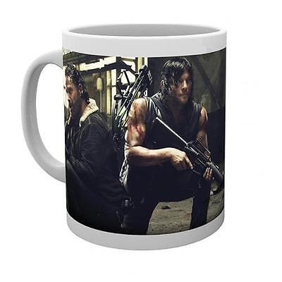 Official Licensed Product The Walking Dead Mug Cup Coffee Tea Gift Fun New