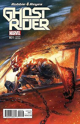 Now Ghost Rider 1 Gabriele Dell Otto Color BW Variant Lot PRE-SALE Marvel 1500