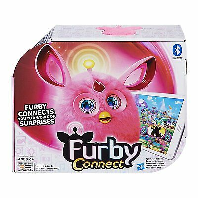 New Hasbro Furby Connect Electronic Toy Pet - Pink B6086