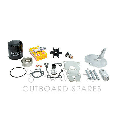 A New Yamaha Service Kit for 30, 40hp 4 Stroke Outboard