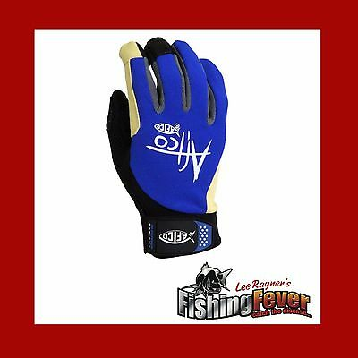 Aftco Release Fishing Gloves At Fishing Fever