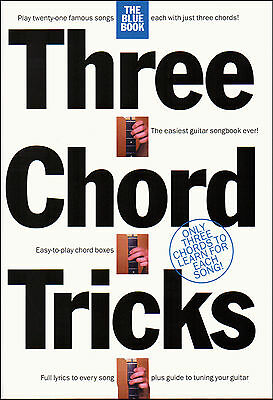 3 Chord Songs For Easy Guitar Sheet Music Book Pop Rock Chart Hits - 21 Songs