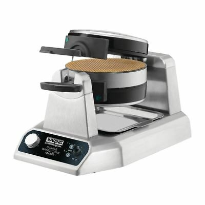 Waring Double Waffle Cone Maker 1.4kW WWCM200K