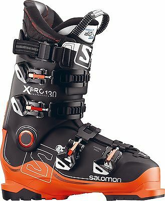 SALOMON X PRO 130 Ski Boot Men All Mountain Scarpone Sci Uomo 2016/2017 - 391520