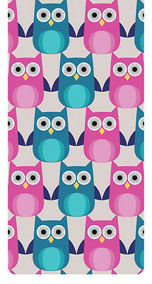 Generic Owl Pattern Magnetic Bookmark - Gift Idea