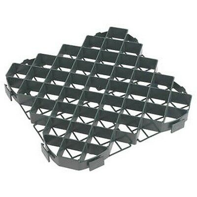 20x PERMANENT Ground Reinforcement Tiles gravel, Grass AND Chippings, Grab Tiles