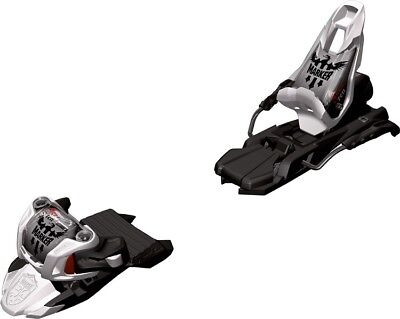 Marker Free Ten White/Black/Red 85mm Ski Bindings