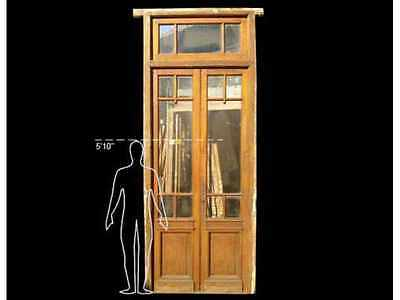 French Double Door w/ Transom #1236