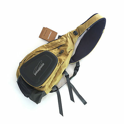 Patagonia Fly Pesca Stealth Atom Sling 15L Pacco 2016 - Rattan