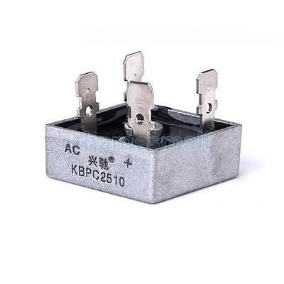 KBPC-2510 Bridge Rectifier 25A 1000V for Power supply High Quality