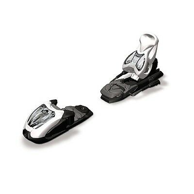 Marker M 7.0 Eps White/Black 85mm Junior Ski Bindings