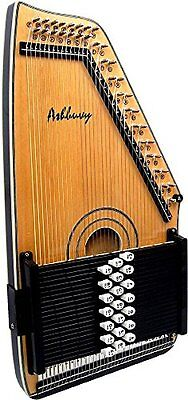 Ashbury AAH-21E 21-Bar Electric Autoharp