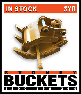 3 Tonne Excavator Grapple (In Stock) Call 1300 899 344