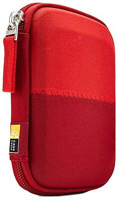 Case Logic Portable Hard Drive Case HDC-111 Burgundy