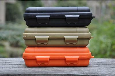 1 pc Outdoor Shockproof Waterproof Airtight Survival Case Container Storage Box