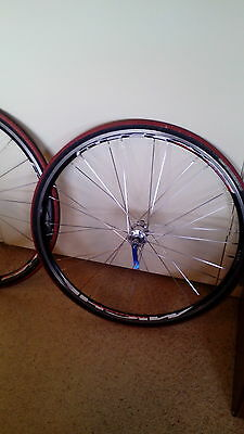Miche RX5 700c bicycle wheels