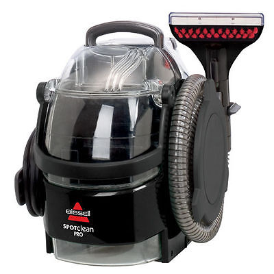 Bissell SpotClean 3624 Pro Portable Spot Carpet Cleaner Upholstery Stairs, New