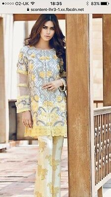 Designer Riffat And Sana Designer Suit