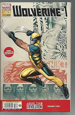 WOLVERINE Nr. 1 (283) Ed. Marvel Now Panini Cover A