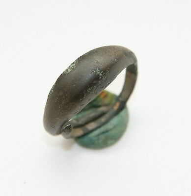 Ancient Old Viking Bronze Ethnic Ring (JLE10)