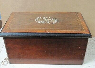 Music Box, 24 Airs (Tunes) With Bells, Etc. A Beauty