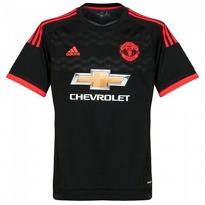 adidas Manchester United 3rd adizero Trikot 2015-2016 Gr. L. Player Version