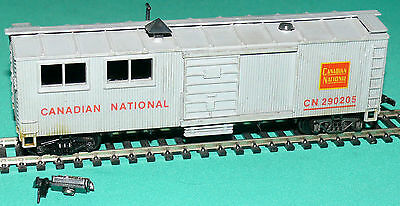 Athearn HO : Maintenance MW Work Car decorated as Canadian National CN 290205