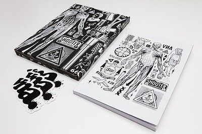 Very Nearly Almost VNA #28 Limited Edition Boxed Set REBEL8 MIKE GIANT @NEW@