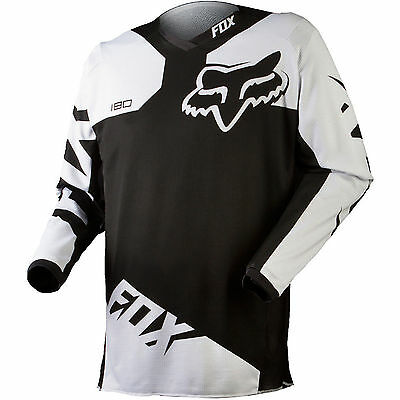 Fox 180 Race Motorcross Jersey Motorbike Dirt Bike Offroad Cycling Shirt Sports