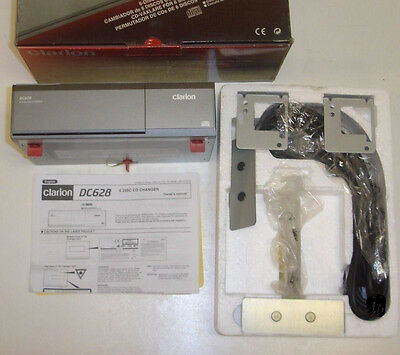 Clarion Dc-628 Cd-Changer To 6 Disk  For Head  Unit Clarion C-Bus Standard