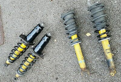 Mazda RX8 R3 Bilstein suspension coilovers OEM