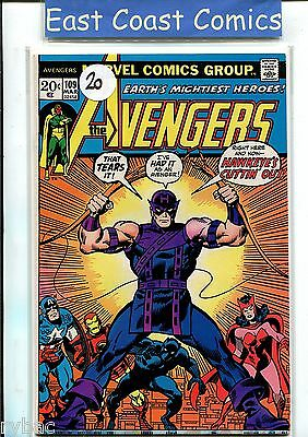 Avengers Vol: 1 #109 - Very Fine/near Mint