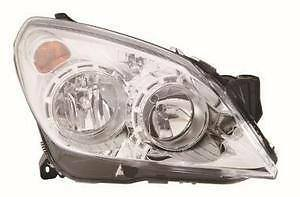 Vauxhall Astra Headlight Unit Driver's Side Headlamp Unit 2004-2009
