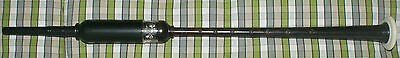 McCallum Pipe Chanter Size Wooden Engraved Practice Chanter Highland Bagpipe