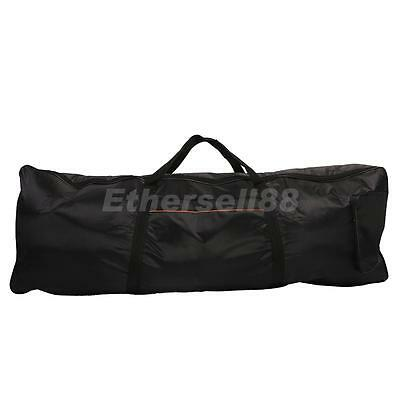 Dustproof Black Bag Case Carry for 76 Key Keyboard Electronic Piano-New
