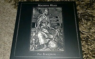 Machine Head The Blackening double heavy vinyl.