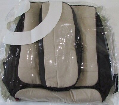 Concord Papabag Baby Changing Bag Cream & Black - New