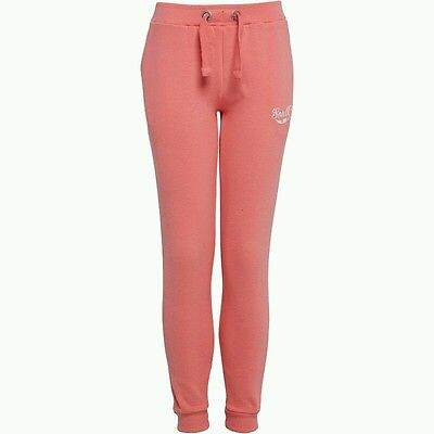 SoulCal Girls Joggers / Pants Pink (11-12 Year olds) FAST DELIVERY!