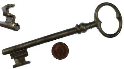 "Antique Key with Shaped Bit 5½"" - My Ref.R4"
