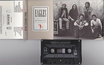 Eagles (Hell Freezes Over) Canada Cassette