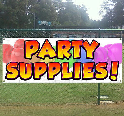 Many Sizes Available PARTY SUPPLIES 2 Advertising Vinyl Banner Flag Sign
