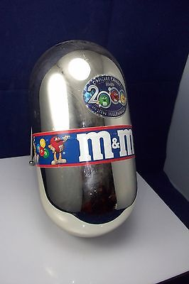 M&M'S® M&M Time Capsule Kit from 2000 Millennium Candy Container